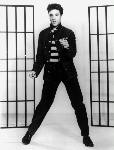 Jailhouse Rock movie still