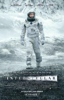 Interstellar-Filmposter